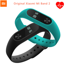 Best Sller Smart Bracelet Xiaomi Mi Band 2 Heart Rate Xiomi Miband 2 Xaomi Band 2 With OLED Display Smartband Fitness Tracker