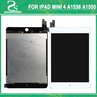 New For IPad Mini 4 LCD Touch Screen Assembly Replacement For IPad Mini 4 A1538 A1550
