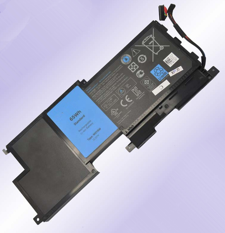 ФОТО 11.1V 65wh original battery W0Y6W for Dell XPS15-L521X WOY6W bateria Free shipping