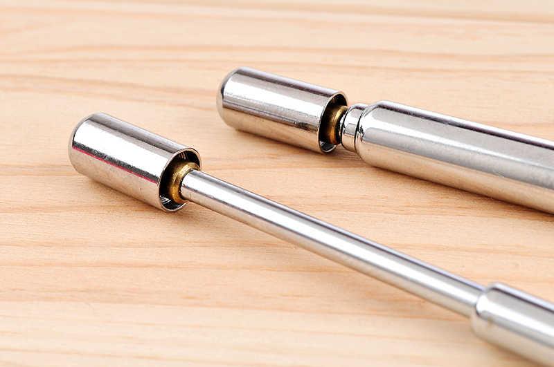 1 шт. указатель пера инструмент Батон раздел 6 Нержавеющаясталь телескопические магия Шариковая ручка воспитателя обучения питания