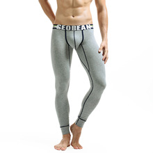 Long Johns Men Thermal Underwear For Men for Winter Pants Th