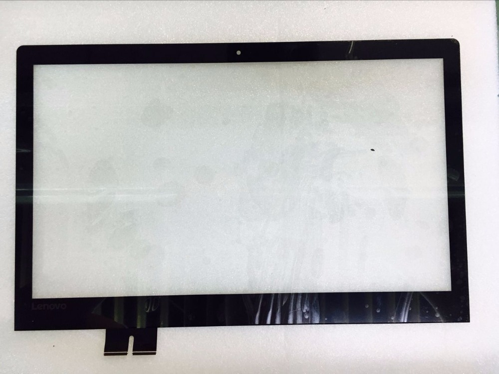 New 15.6 inch Touch Screen for Lenovo Flex 4-15 Yoga 510-15 Touch Screen Digitizer Glass only tablet touch flex cable for microsoft surface pro 4 touch screen digitizer flex cable replacement repair fix part