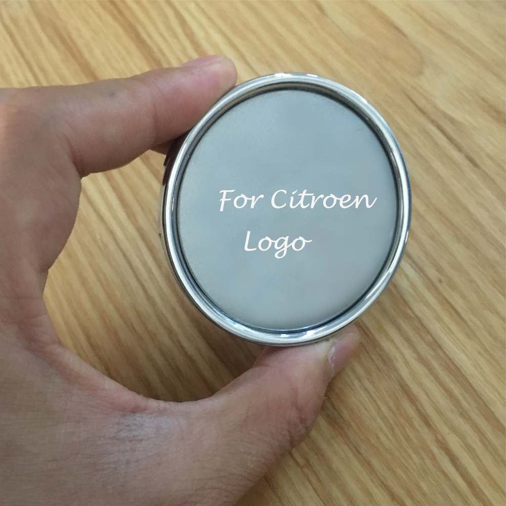 Car-styling Car Center Cap For Citroen C4 Citroen C5 Citroen C3-XR Aircross Emblems Cap Wheel Hub Cap Car Wheel Rim Stickers модель машины citroen c3 xr c3 xr 1 18