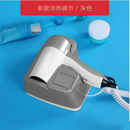 GOOD Hair Dryers Hotel bathroom, household hair dryer, wall mounted electric dryer Hot and cold NEW tbdx13 8856 hair dryer household hair dryer cylinder high power hot and cold hood