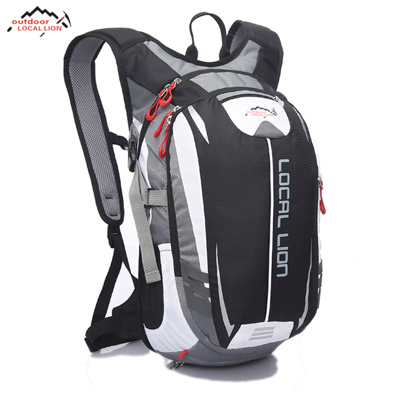LOCAL LION Bicycle Bag Bike MTB Outdoor enquipment 18L Climbing Hiking Breathable Outdoor Cycling Backpack Riding Bicycle Bag bicycle backpack mtb outdoor enquipment 40 l suspension breathable panniers cycling backpack climbing riding bicycle bike bag