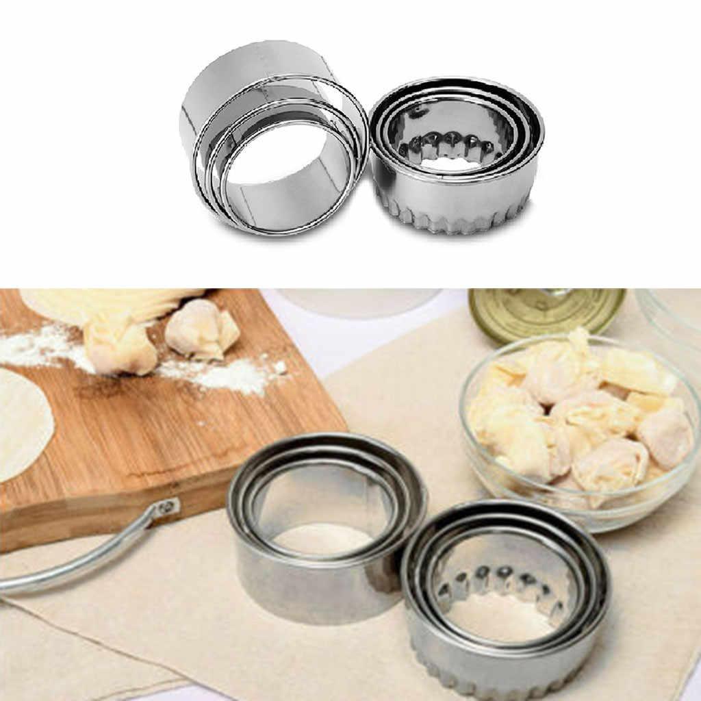 Пресс для теста из нержавеющей стали устройство для заготовки пельменей пирог ravoli изготовление прессформы для дома кухня форма для теста роликовая машина # WS