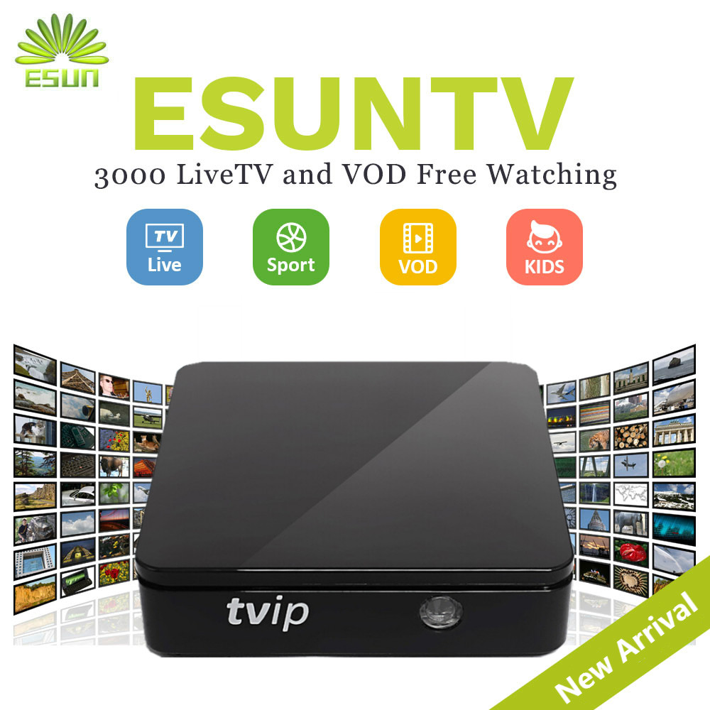 Set-top Boxes Tvip Box Tvip412 With 1 Year Iptv Lucky Spain French Germany Albania Italy Portugal Ex-yu Europe Xxx Set Top Box Media Player Tv Receivers
