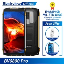 Blackview BV6800 Pro Su Geçirmez Smartphone 5.7