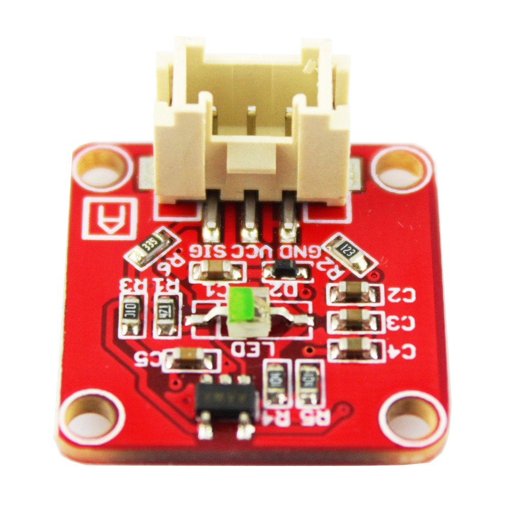 Elecrow Easy Pulse Plugin V10 For Arduino Finger Sensor Heart Rate With Processor Circuit Homemade Projects Crowtail Module Measure Cable Diy Kit