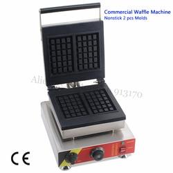 Belgium Style Waffle Maker Commercial Waffle Making Machine CE Quality 220V 110V Brand New