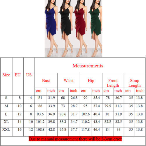 Stylish Hot Sale Women Sexy V-neck Sling Backless Asymmetric Bustier High-waist Elegant Short Dress Lady Ball Party Dress S-XXL 2
