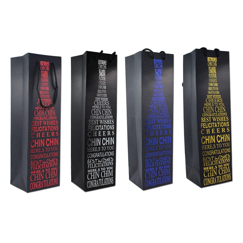 Aliexpresscom Buy 18pcs Lot Kraft Paper Wine Packaging