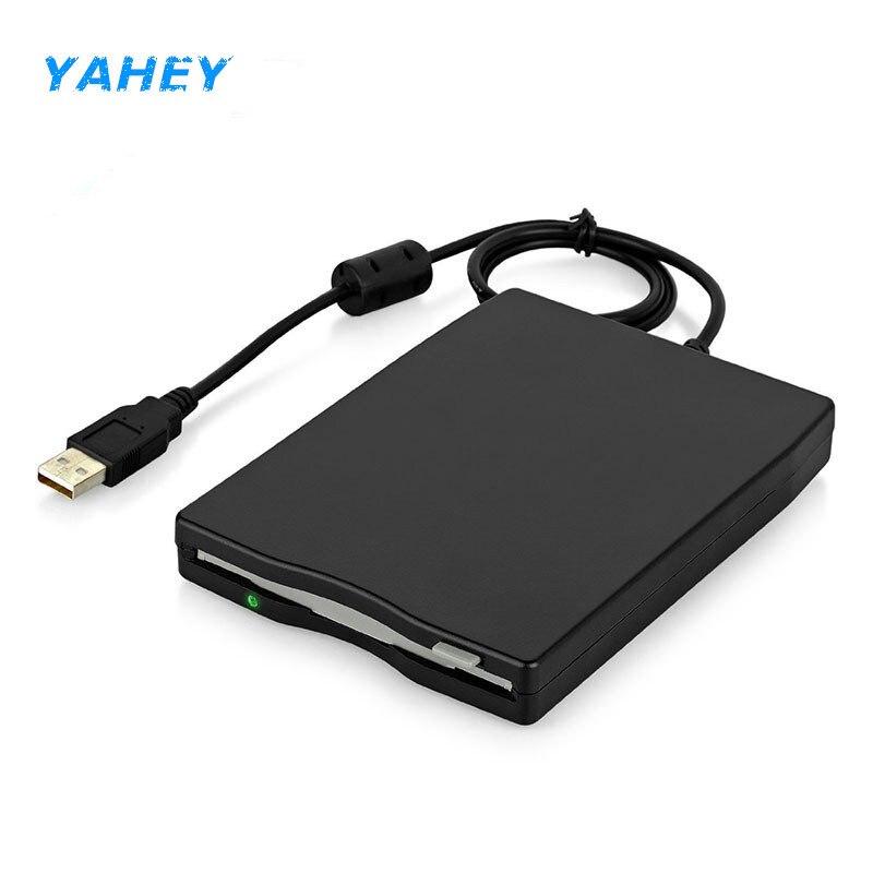 3.55 Externe Lecteur de Disquette Disque Portable 1.44 MB FDD USB Lecteur de disquette CD Émulateurs pour Ordinateur portable Plug And Play, Korg gotek