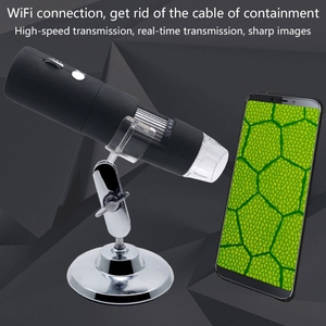 Image 5 - 2020 Newest 3 colors 1080P WIFI Digital 1000x Microscope Magnifier Camera for Android ios iPhone iPad