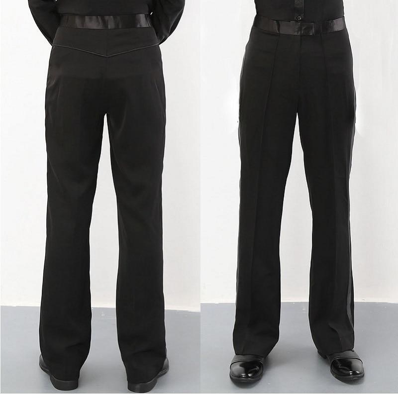 tango pants men dancewear boys shirts men's trousers ballroom mens latin dance pants ballroom dance pants for men costumes