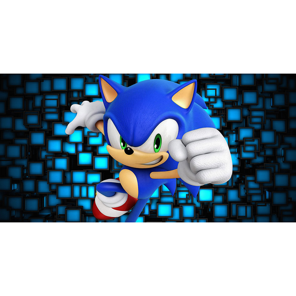 Sonic The Hedgehog Funny Game Tv Movie Vinyl Sticker Decal Car Window Wall 6 Other Printing Graphic Arts Business Industrial Printing Graphic Arts