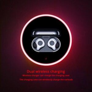 Image 2 - Sabbat E12 Bluetooth 5,0 Wahre Drahtlose Ohrhörer läuft kopfhörer freisprecheinrichtung 3D Stereo Sound Kopfhörer Lade Box für Telefon X12