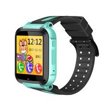 Waterproof Anti-Static Smart GPS Wristwatch for Kids