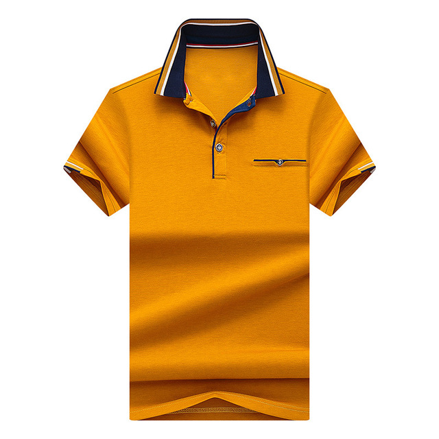 1f09e7fae8f New 2018 Men s Brand Polo Shirt For Men Designer Polos Men Cotton Short  Sleeve shirt Brands jerseys golftennis Free Shipping