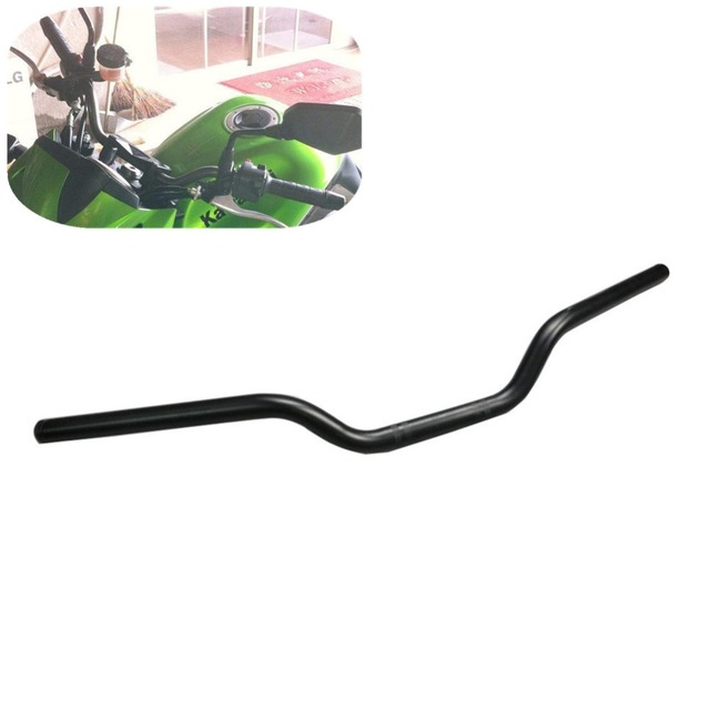 78 Drag Bars 22mm Handlebars For Kawasaki W650 Er 5 Z750 Z800