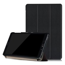 """Case for Samsung Galaxy Tab A 10.1 with S Pen P580 P580N P585 P585N P585Y 10.1"""" inch Tri 3 Folding Stand Case for Samsung P580"""