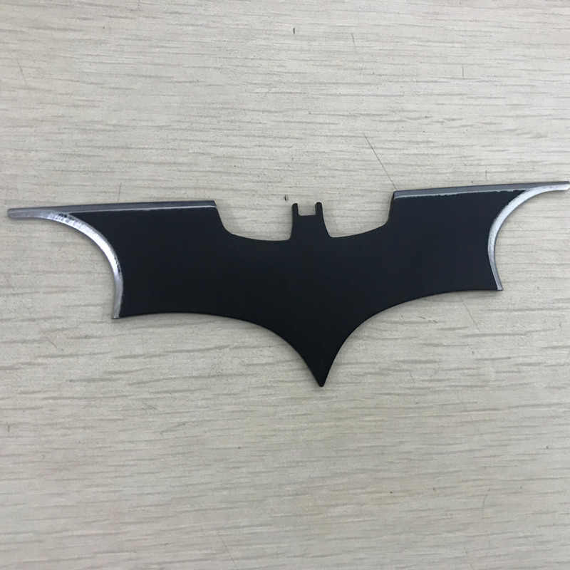 Big One 15 cm NECA DC Comics Batman Arkham O Cavaleiro Das Trevas Metais Batarang Réplica Action Figure Collectible Como Para cosplay