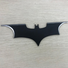 Big One 15cm NECA DC Comics Batman Arkham The Dark Knight Metal Batarang Replica Action Figure Collectible As For Cosplay(China)