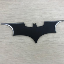Big One 15cm NECA DC Comics Batman Arkham le chevalier noir métal Batarang réplique figurine d'action à collectionner comme pour Cosplay(China)