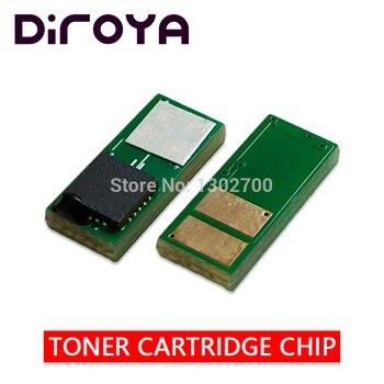 100PCS 201A CF400A 401A 402A 403A toner cartridge chip For hp M252 252n M252dw M252n MFP M277dw M277n M274n color powder reset