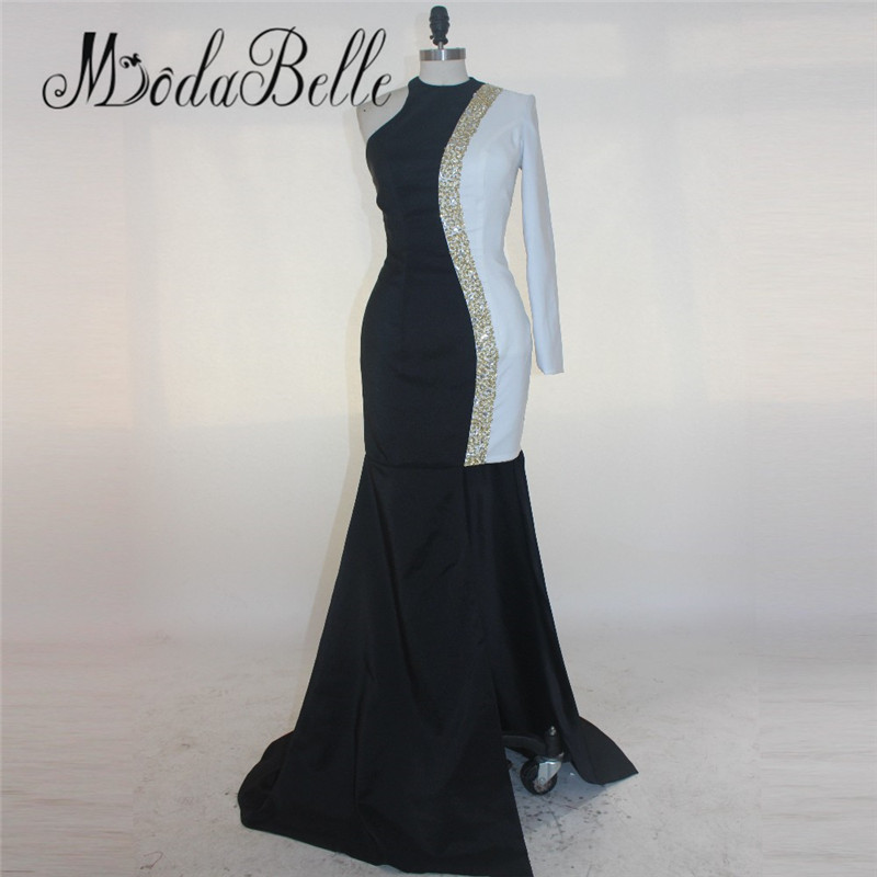 ... Sexy Prom Dress Open Leg Modest Evening Gowns Long Sleeve Beaded Party  Occasion Dresses Women. 2.236 112 conew4 ... 0444bef14c53