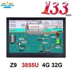 Рабочего все в одном ПК с разрешением 1280*800 13,3 дюймов 4 г Оперативная память 32 г SSD для HTPC офис и т. д