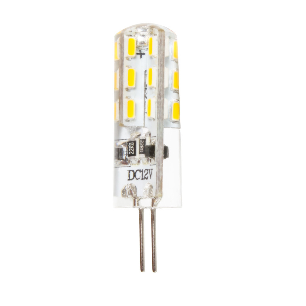 1/5//10/15/20pcs G4 LED Light Bulb 24 chip SMD3014 Energy saving Lamp 3w DC12V Ampoule led for Chandeloer Warm White /White кулер aqua work 0 7ldr white