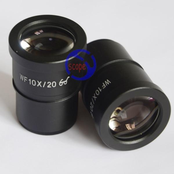 FYSCOPE WF10X / 20 Super Widefield 10X mikroszkóp szemlencse - Mérőműszerek - Fénykép 2