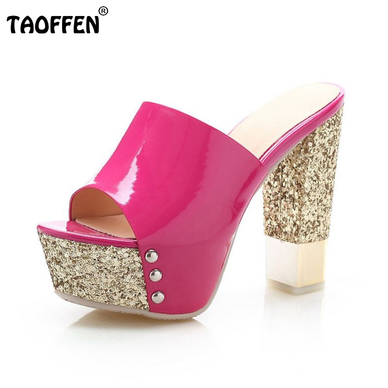 где купить women peep open toe stiletto platform party high heel sandals sexy fashion ladies heeled footwear heels shoes size 34-39 P18550 по лучшей цене