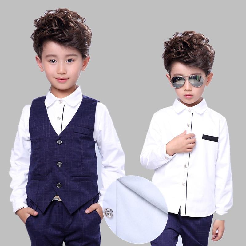 Set Boys Dollar Vest