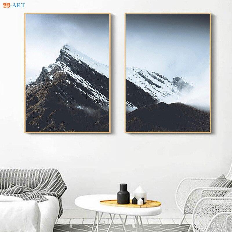 New Zealand Landscape Canvas Paining