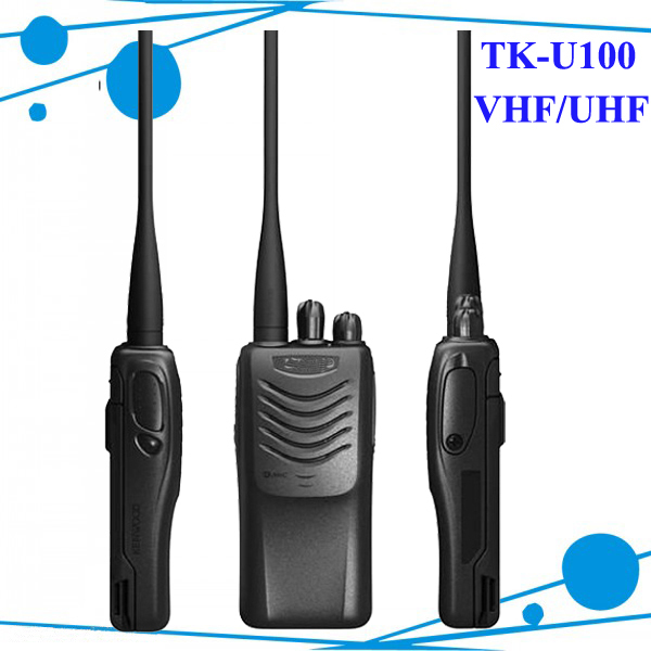ФОТО TK-U100 vhf portable long distance walkies talkies talk range two way radio radio transceiver TK U100