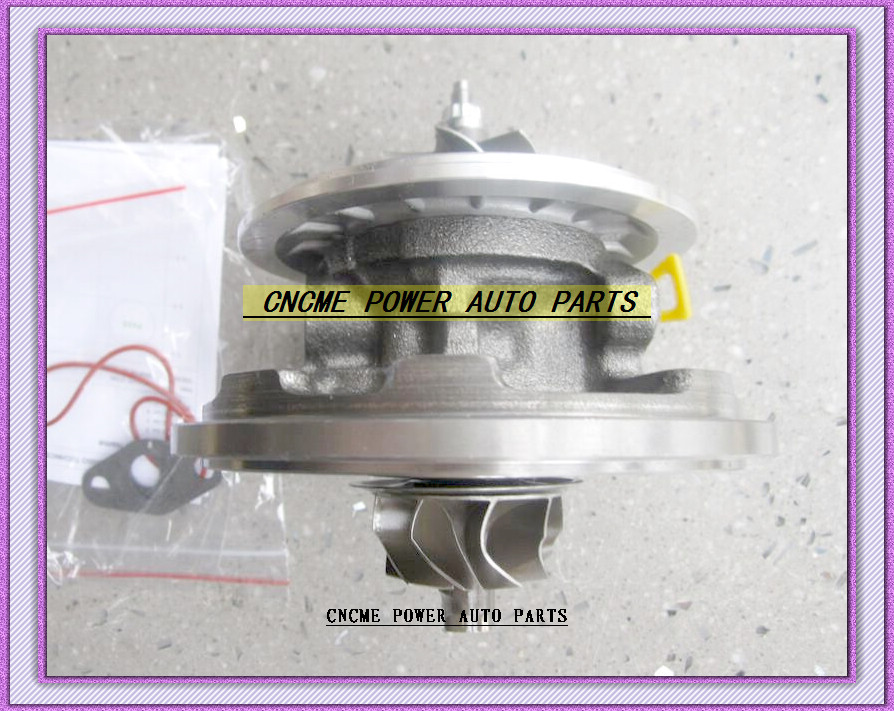 Turbo CHRA Cartridge GT1649V 757886 757886-0003 28231-27460 28231-27480 For KIA Magentis Carens II Ceed Sportage II D4EA 2.0L