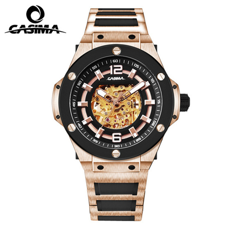 Reloj Hombre Casima Mechanical Watch Men Luxury Brand Waterproof Military Automatic Watches Man Army Clock 2018 Montre Homme цена