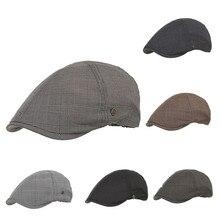 NewMen mujeres visera del sombrero Sunhat malla pliegues casuales  transpirable gorra plana sombreros de verano para las mujeres . 8db2276a2cd