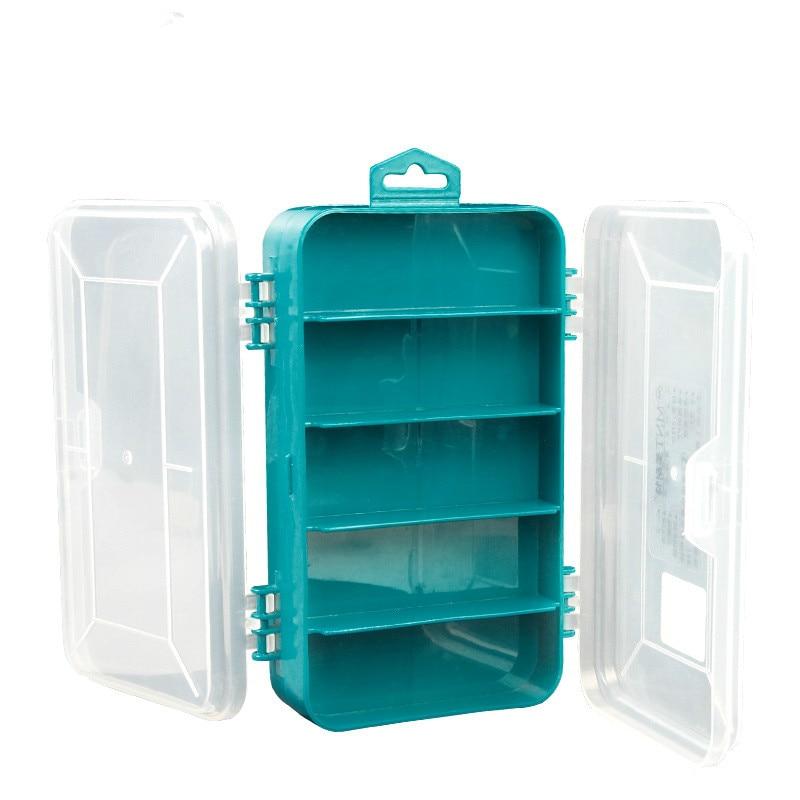 13 Mini scatola di parti durevoli Scatole di strumenti elettronici - Portautensili - Fotografia 2