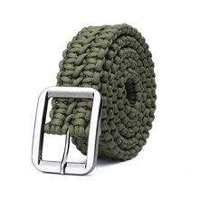 Паракорд 550 спасательный пояс веревку Hand Made тактический военный браслет Открытый аксессуары отдых Пеший Туризм оборудования
