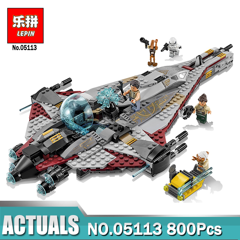 Lepin Building Block Model 05113 Compatible with LegoINGlys Space Wars The Arrowhead 75186 Brick Educational Toys for Children loz mini diamond block world famous architecture financial center swfc shangha china city nanoblock model brick educational toys