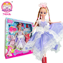 2015 nice clothing shoes wardrobe suit for Barbie doll suit large birthday gift girl toy bjd princess doll toys
