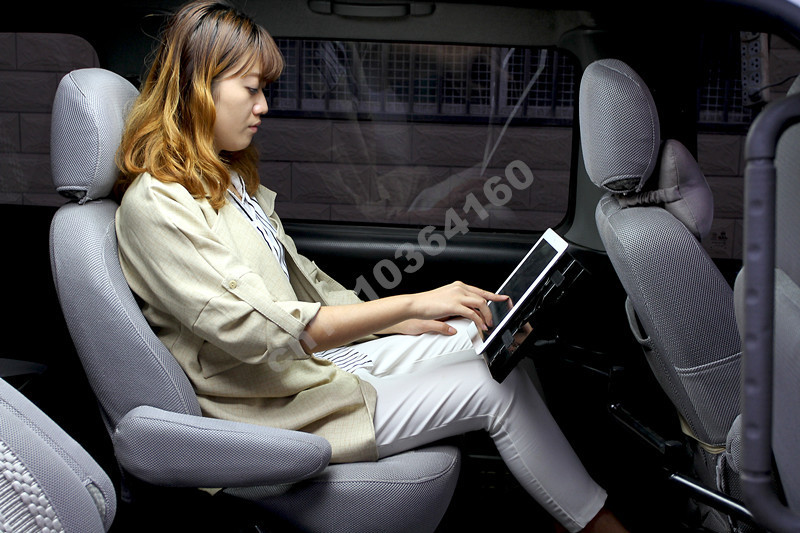 Car Holder,Laptop Stand,Free Shipping,OK861,folded,Cars In The Table Board Table Desk,Tablet IPAD Stand,