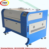 6090 Laser Cutter Engraver with 60W 80W tube