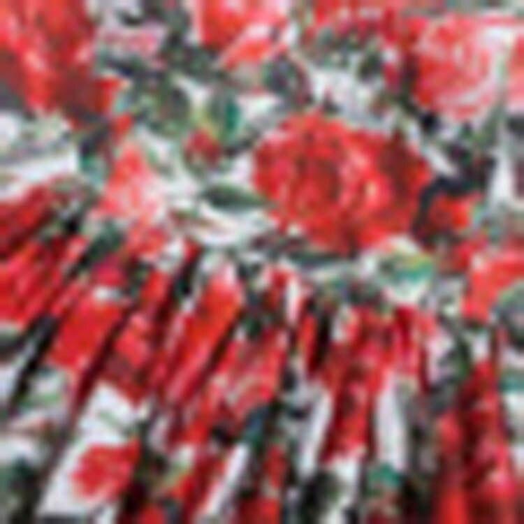 En Genou Cascade Robe 2017 Gaine Date Volants Mode Courroie longueur De Bretelles Sans Summer Rose L'europe Imprimer Élégant Femmes Mignon nWfOUaBc00