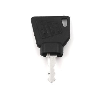 2pc sprzęt kluczyk zapłonowy do przełącznika rozrusznik JCB 3CX części koparka klucze do roślin tanie i dobre opinie CN (pochodzenie) parts digger keys