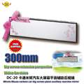 Car Accessories cartoon minnie  mouse  inside the large plane mirror (300 mm) DC-20 freeshipping