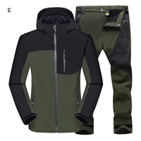 2018 Fishing Clothing Sets Mens Quick Dry Breathable Fishing Shirt and Pants Outdoor Sports Suit Fishing Jackets Wholesale